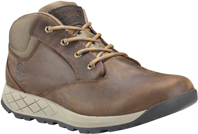 Timberland Tuckerman WP Mid Cut Stiefel Herren potting soil